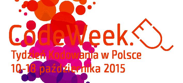Sharpeo na Code Week Polska 2015